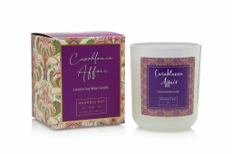 [BBFC-50M] Bramble Bay Co - Casablanca Affair 185g Luxury Votive Soy Candle