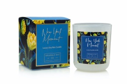 [BBFC-54M] Bramble Bay Co - New York Moment 185g Luxury Votive Soy Candle