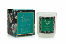 [BBFC-52M] Bramble Bay Co - Shanghai Nights 185g Luxury Votive Soy Candle