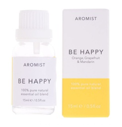 [51766] Aromist Essential Oils - Be Happy