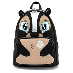 [LOUWDBK1408] Bambi - Flower Mini Backpack - Loungefly