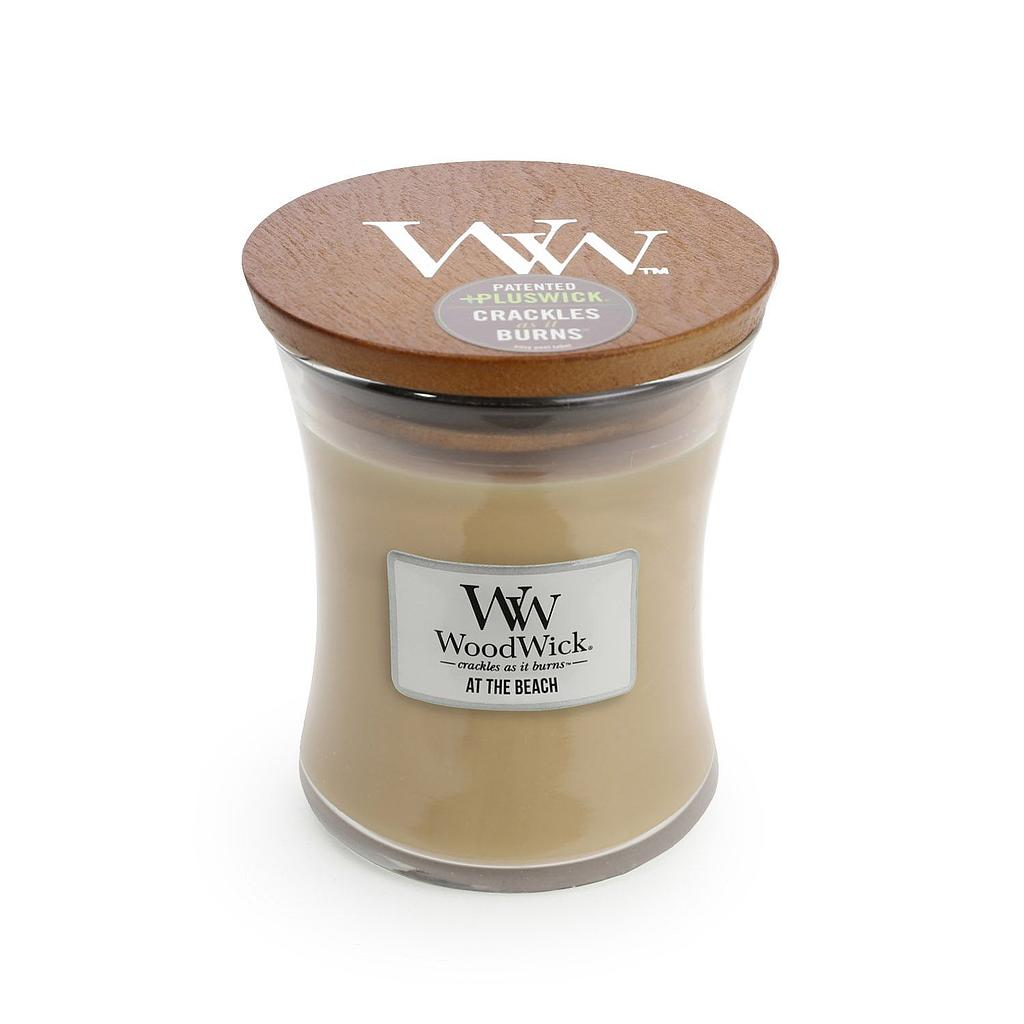 [WW92250] At The Beach Medium - Woodwick Candle