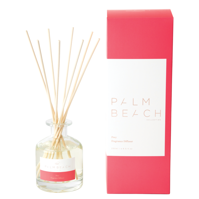 [RDXPW] Reed Diffuser - Posy - Palm Beach Collection