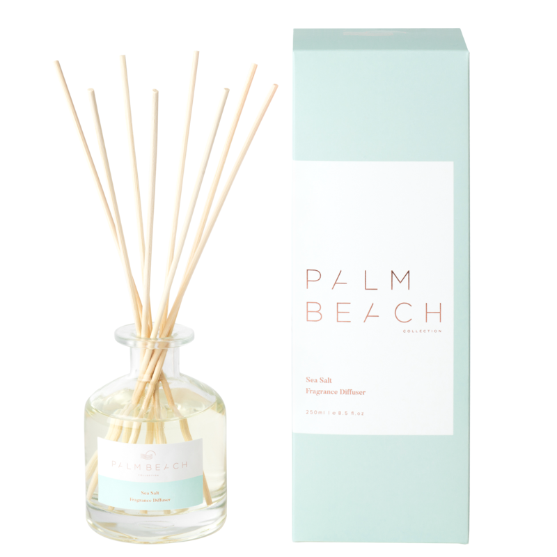 [RDXSSW] Reed Diffuser - Sea Salt - Palm Beach Collection