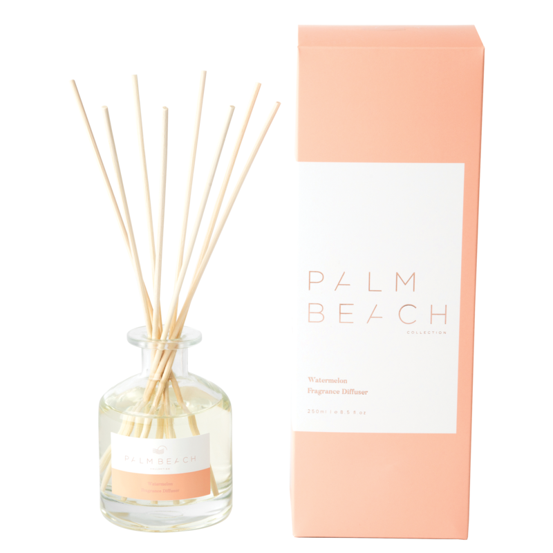 [RDXWW] Reed Diffuser - Watermelon - Palm Beach Collection