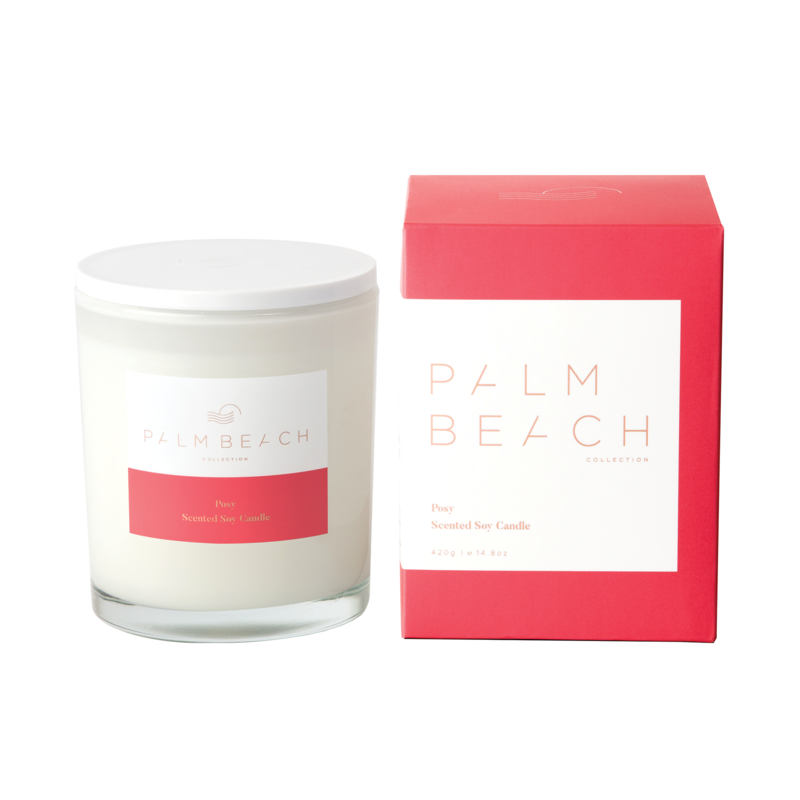 [MCXPW] Standard Candle - Posy - Palm Beach Collection